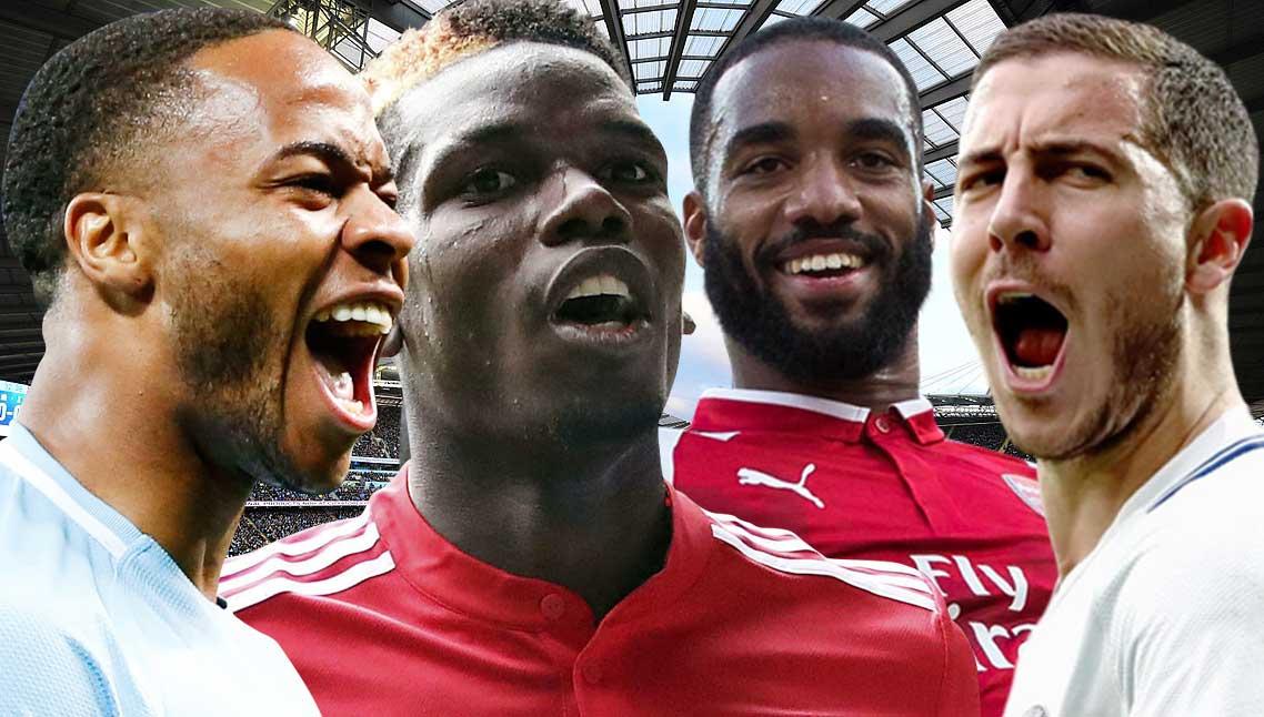 Premier League /La Liga / Serie A/ Bundesliga Previews
