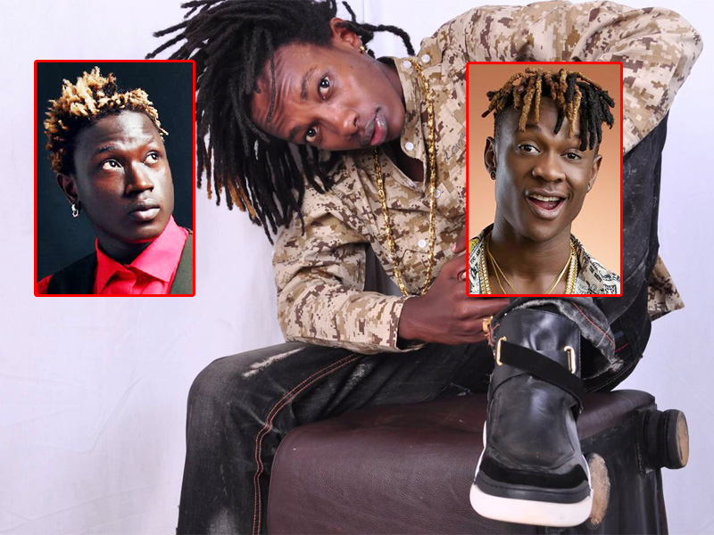 AUDIO: Fefe Busi Blasts Gravity Omutujju, Calls Him A Monkey And Fik