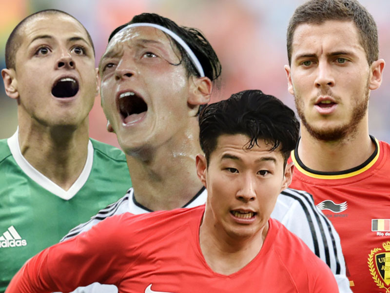 DAY 10 WORLD CUP PREVIEW/STATS/H2H: Will Sweden Kick Out