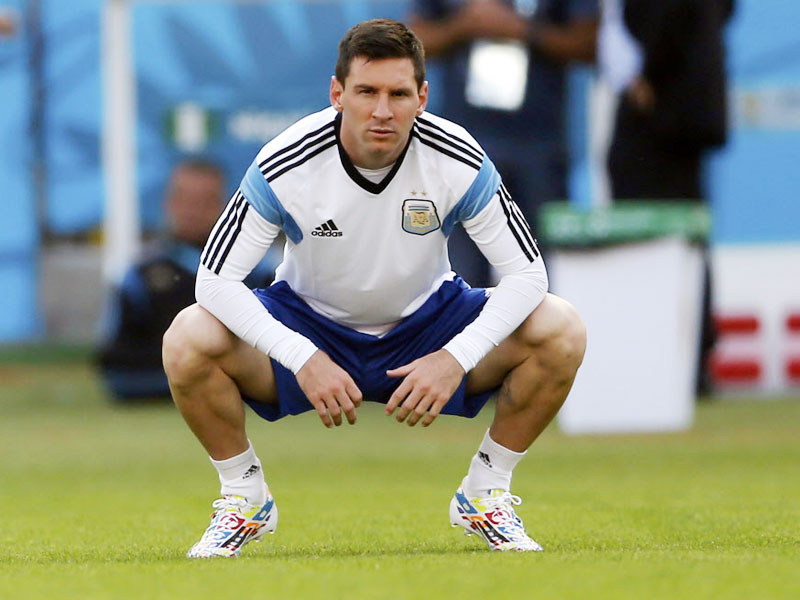 DAY 3 WORLD CUP PREVIEWS/STATS/H2H: Argentina Have Lost One