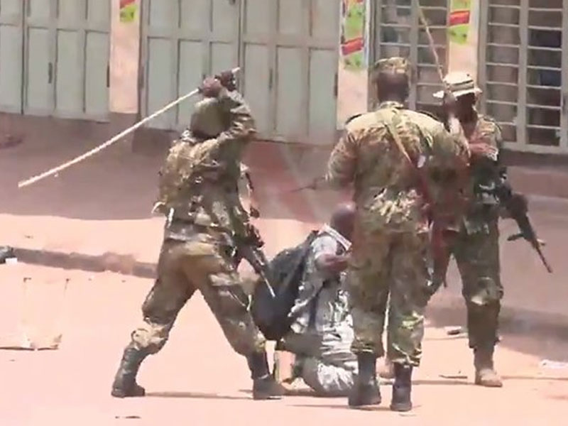 UPDF Image Has Been Badly Tainted With Torture Allegations