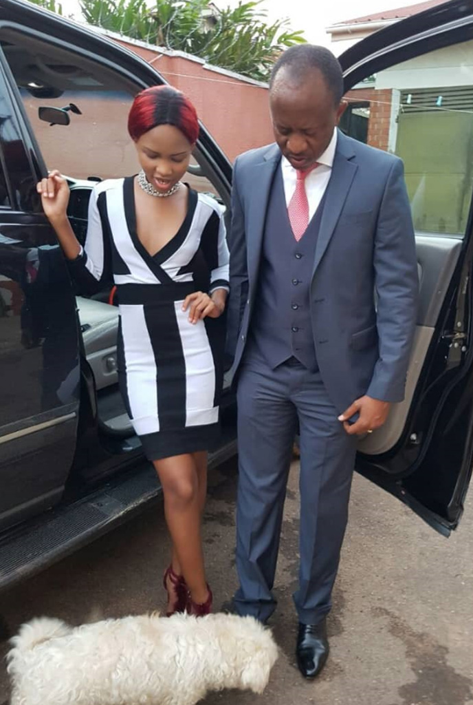 Gashumba-with-daughter - Grapevine News