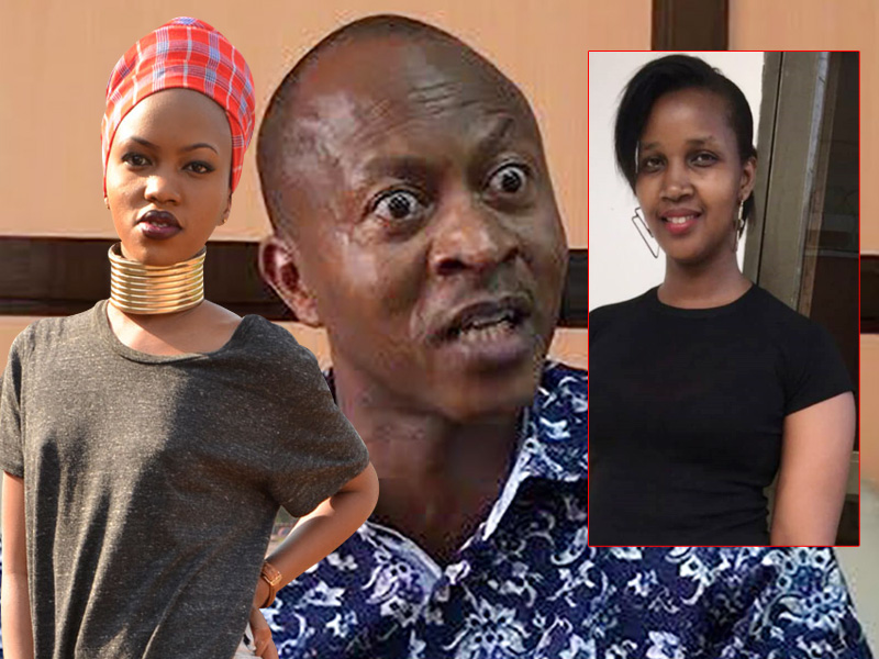 LEAVE MY DAUGHTER ALONE: Frank Gashumba Warns Sheila's Mother: I ...