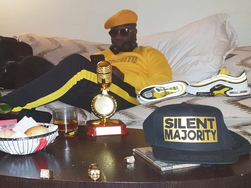 Image result for bebe cool silent majority