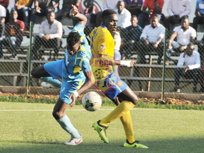 StarTimes UPL: Keeper Ali Kimera Saves KCCA From Mbarara City Jaws