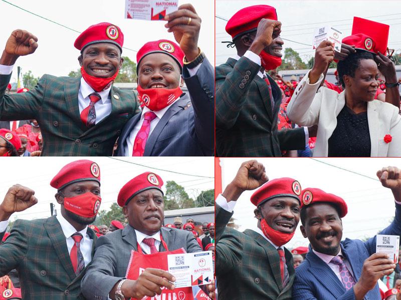 17 MPs Join Bobi Wine's NUP Party... - Grapevine News