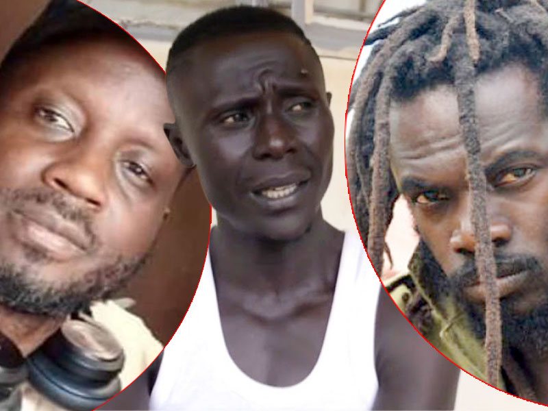 Rocky Giant Buys Drugs/Enjaga From Buchaman, Don't Feel Sorry For Him - Bebe Cool Reveals Why Buchaman Thumped Hip Pop Legend…. - Grapevine News