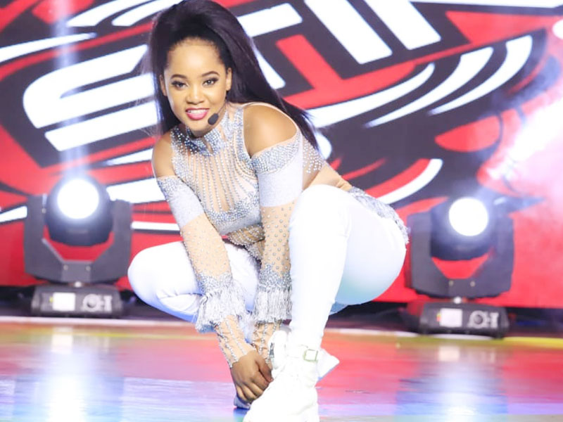 Zahara Toto Spotted On A Chilly All Girls Night Out As TV Star Continues To Nurse Severe Heart